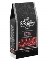"""Кофе молотый Carraro India """"А"""", 250 г (моносорт арабики)"""