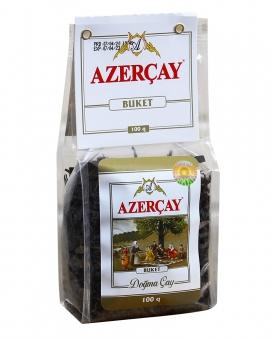 Чай черный Azercay Buket Dogma Cay, 100 г (целофановая упаковка)