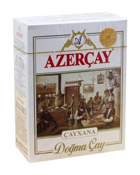 Чай черный с ароматом бергамота Azercay Cayxana Dogma Cay, 100 г (ароматизированный чай)