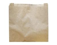 Крафт пакет бумажный 250х250х60 мм, 100 шт