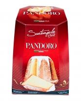 Паска традиционная Santagelo PANETONE PANDORO, 800 г