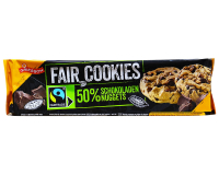 Печенье с шоколадной крошкой 50% Griesson Fair Cookies, 150 г