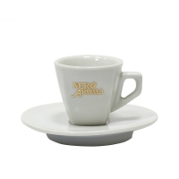 "Чашка с блюдцем ""Эспрессо"" Nero Aroma"