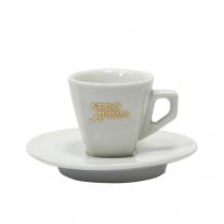 Чашка с блюдцем Эспрессо Nero Aroma, 70 мл