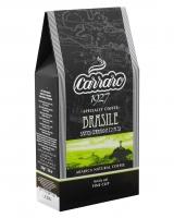 Кофе молотый Carraro Brasile, 250 г (моносорт арабики)