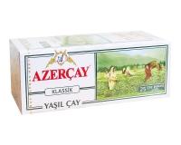 Чай зеленый Azercay Klassik, 2г*25 (в пакетиках)