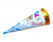 Вафельный рожок с арахисовым кремом TOTO CORNET PEANUT, 25 г