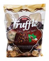 Конфеты шоколадные Elvan Truffle FINDIK-HAZELNUT, 1 кг
