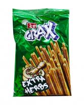 Соломка с травами ETI CRAX Extra Herbs, 45 г