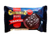 Пирожное бисквитное Тирамису YOUY & CO Cravings Tiramisu, 50 г