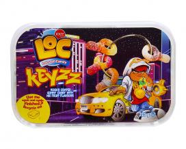 Мармеладные конфеты со вкусом фруктов YOUY & CO LoC Keyzz, 225 г