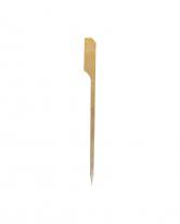 Шпажка бамбуковая уровня прожарки Medium 9 см, 100 шт