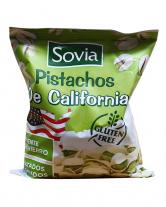 Фисташки жареные соленые Sovia Pistachos de California, 250 г