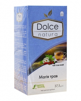 "Чай ""Dolce Natura"" Магия трав, 1,5г*25 шт (травяной чай в пакетиках)"