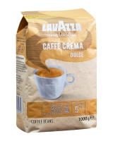 Кофе в зернах Lavazza Dolce Caffe Crema, 1 кг (80/20)