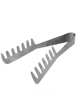 Щипцы для спагетти, 205 мм, нержавеющая сталь