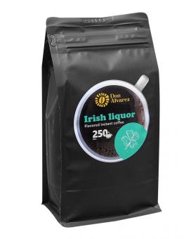 Кофе растворимый Don Alvarez Ирландский ликер, 500 г (100% арабика)