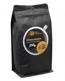 Кофе растворимый Don Alvarez Шоколад, 500 г (100% арабика)