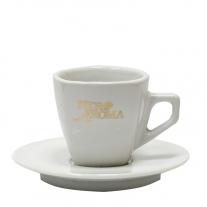 Чашка с блюдцем Американо Nero Aroma, 150 мл