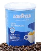 Кофе молотый Lavazza Dek Classico (без кофеина), 250 г (ж/б)