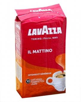Кофе молотый Lavazza il Mattino, 250 г (70/30)