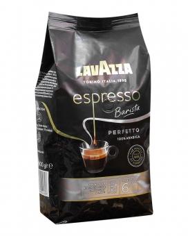 Кофе в зернах Lavazza Espresso Barista Perfetto/ Lavazza L'Espresso Gran Aroma, 1 кг (100% арабика)