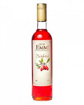 Сироп Emmi Барбарис 0,7 л (стеклянная бутылка)