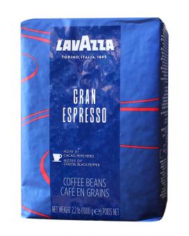 Кофе в зернах Lavazza Gran Espresso, 1 кг (60/40)