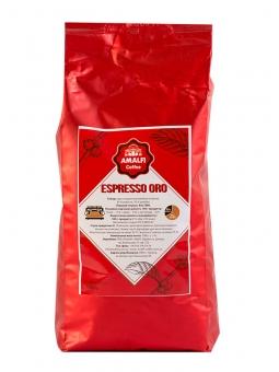 Кофе в зернах Amalfi Espresso Oro, 1 кг (70/30 )