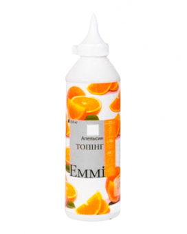 Топпинг Emmi Апельсин, 600 грамм