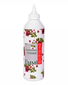 Топпинг Emmi Клюква, 600 грамм