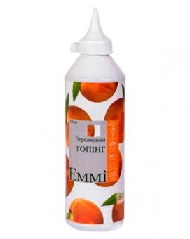 Топпинг Emmi Персик, 600 грамм