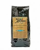 Кофе в зернах Nero Aroma Decaffeinato (без кофеина), 1 кг (60/40)
