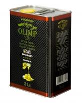 Масло оливковое первого отжима Extra Virgin Olive Oil Gold Extraction OLIMP BLACK LABEL, 3 л