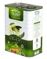Масло оливковое первого отжима Extra Virgin Olive Oil OLIMP ECO-LIFE, 3 л