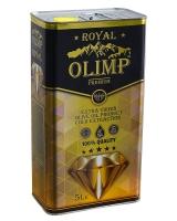 Масло оливковое первого отжима Extra Virgin Olive Oil OLIMP ROYAL Brown, 5 л