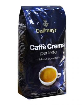 Кофе в зернах Dallmayr Caffe Crema Perfetto, 1 кг