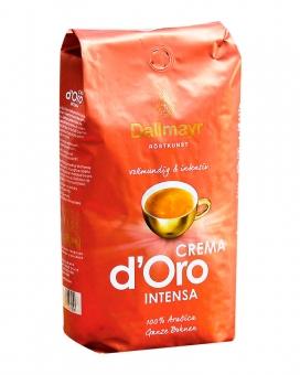 Кофе в зернах Dallmayr Crema D'Oro Intensa, 1 кг (100% арабика)