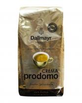 Кофе в зернах Dallmayr Crema Prodomo, 1 кг (100% арабика)