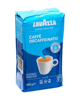 Кофе молотый Lavazza Dek Classico (без кофеина), 250 г