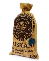 Кофе в зернах Tuskani, 1 кг (50/50)