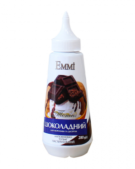 Топпинг Emmi Шоколадный, 280 грамм