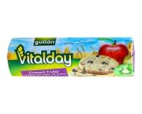 Печенье с фруктами GULLON Vitalday Crocant Frutas, 300 г (16 шт)
