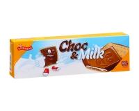Печенье Griesson Choc & Milk, 150 г