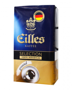 Кофе молотый Eilles Kaffee Selection Ground, 500 грамм (100% арабика)