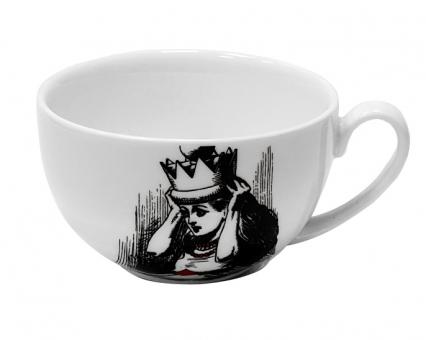 Чашка Алиса джамбо Wilmax, 420 мл