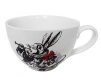 Чашка Кролик джамбо Wilmax 420мл