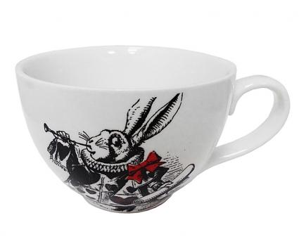 Чашка Wilmax Кролик джамбо, 420 мл