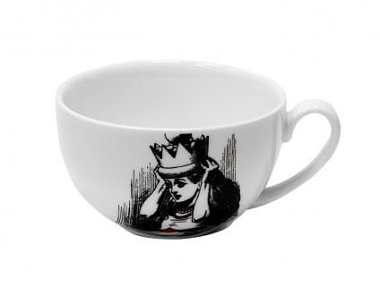Чашка Алиса джамбо Wilmax, 250 мл