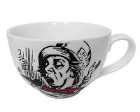 Чашка Wilmax Шляпник джамбо, 420 мл